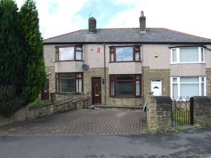 2 Bedrooms Terraced House for sale in Highgate Gardens, Pellon, Halifax, HX2 0EL