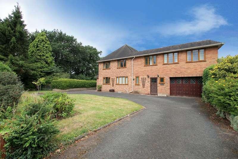 4 Bedrooms Detached House for sale in Sandy Road, Norton, Stourbridge, DY8