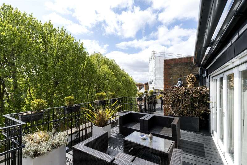 4 Bedrooms Flat for sale in Egerton Gardens, London, SW3