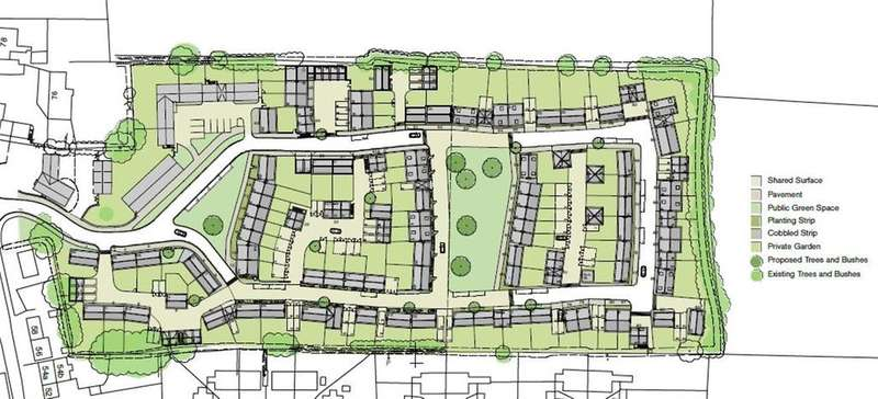 Land Commercial for sale in Development Land At Court Meadow, Letterston, Haverfordwest