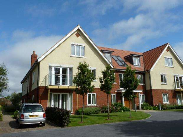 2 Bedrooms Flat for sale in Heritage Grange, 77 Salterton Road, Exmouth