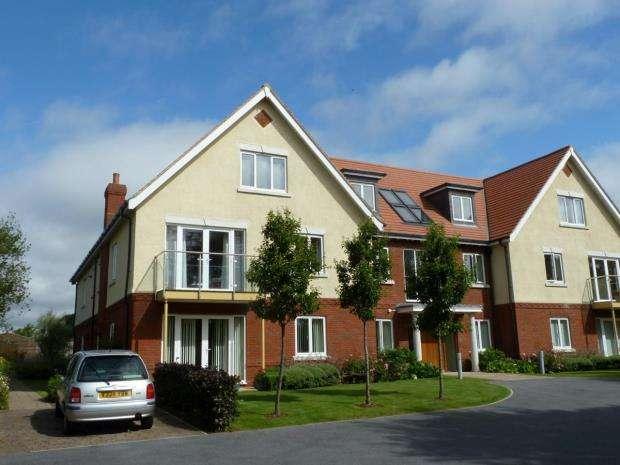 2 Bedrooms Flat for sale in Heritage Grange, 77 Salterton Road, Exmouth
