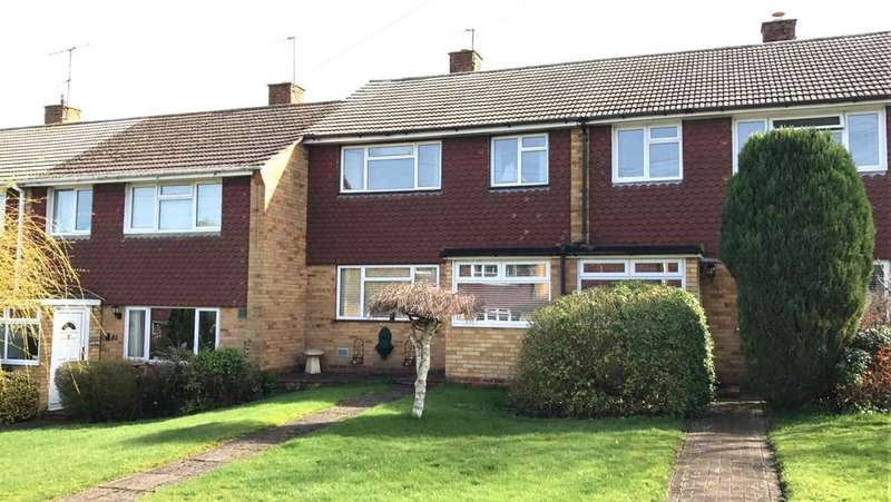 3 Bedrooms Terraced House for sale in Woodlands, Overton