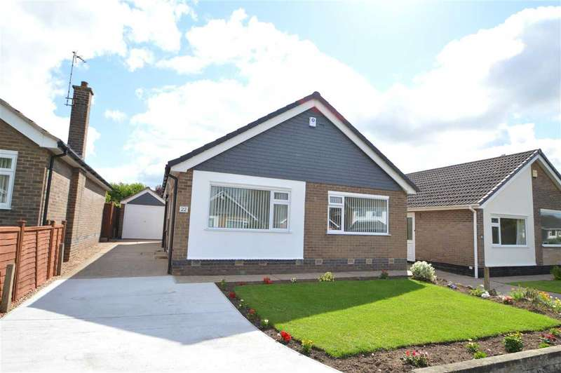 2 Bedrooms Bungalow for sale in Crossdale Drive, Keyworth, Nottingham