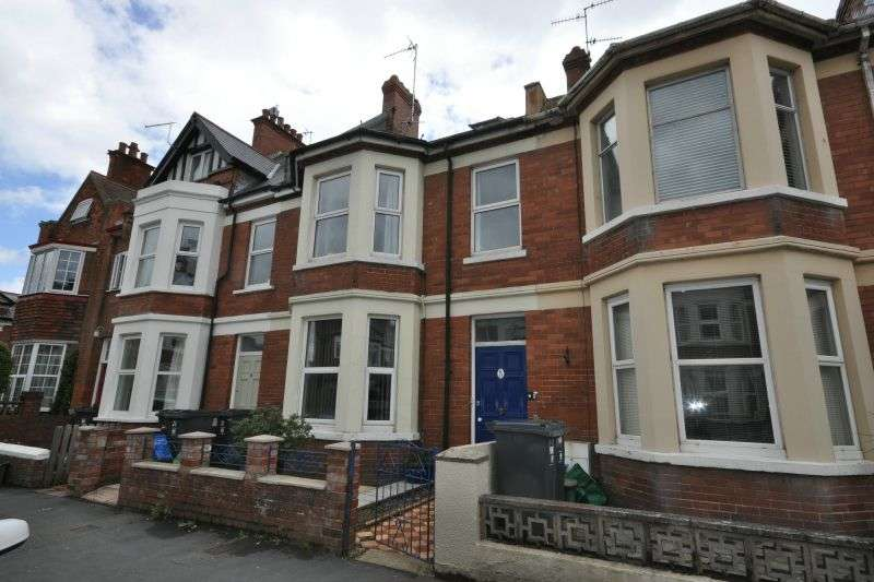 3 Bedrooms Flat for sale in VICTORIA ROAD, EXMOUTH
