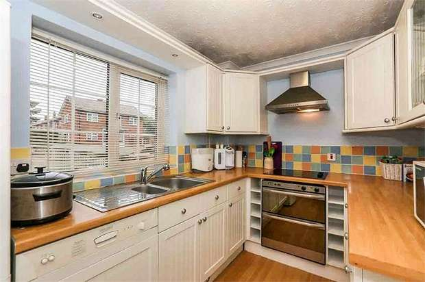3 Bedrooms Terraced House for sale in Lygrave, Stevenage, Hertfordshire