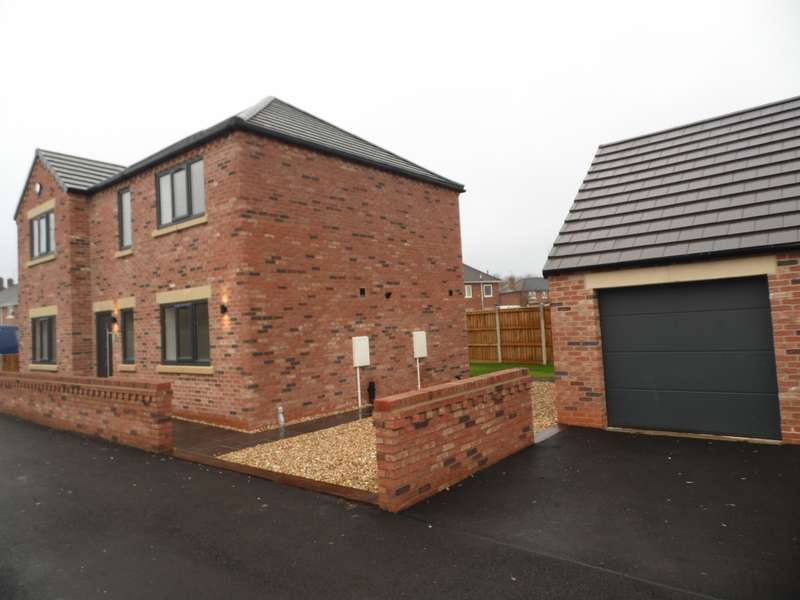3 Bedrooms Detached House for sale in Newton Lane Sprotbrough Doncaster