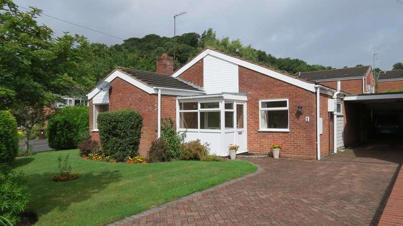 3 Bedrooms Detached Bungalow for sale in Cherrington Gardens, Compton, Wolverhampton