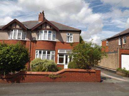 3 Bedrooms Semi Detached House for sale in Beech Avenue, Eccleston Park, Prescot, Merseyside, L34