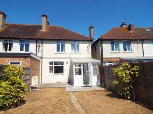 3 Bedrooms End Of Terrace House for sale in Linden Road, Bognor Regis, West Sussex