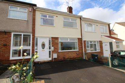 4 Bedrooms Terraced House for sale in Walnut Crescent, Kingswood, Bristol, South Gloucestershire