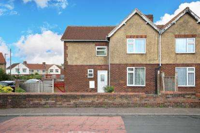 3 Bedrooms Semi Detached House for sale in Staveley Street, Edlington, Doncaster