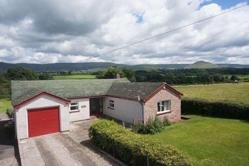 3 Bedrooms Detached Bungalow for sale in Branton, Brampton, Appleby