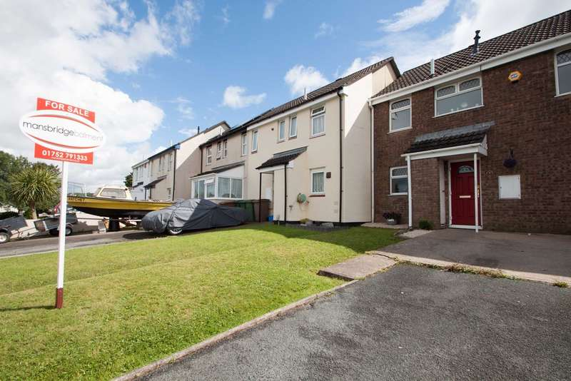 3 Bedrooms Terraced House for sale in Roborough, Plymouth