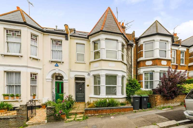 2 Bedrooms Flat for sale in Barnard Hill, Muswell Hill, N10
