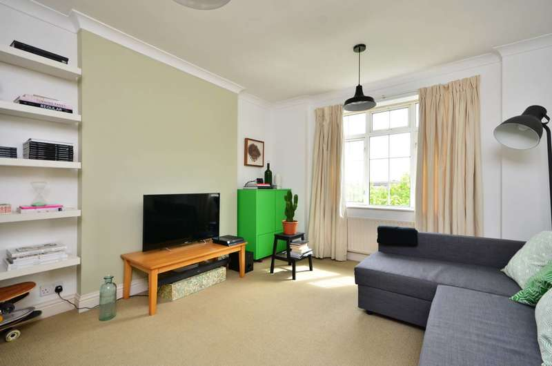 2 Bedrooms Flat for sale in Hartington Road, Vauxhall, SW8