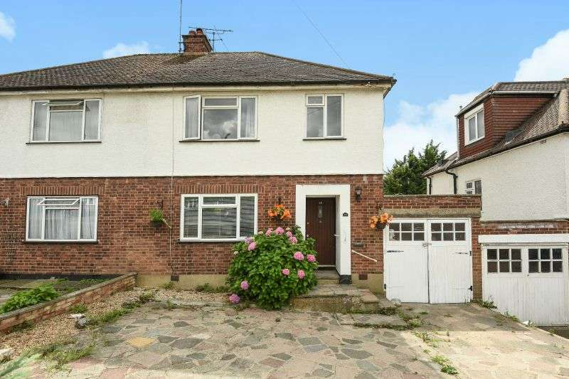 3 Bedrooms Semi Detached House for sale in Northwood Way, Northwood