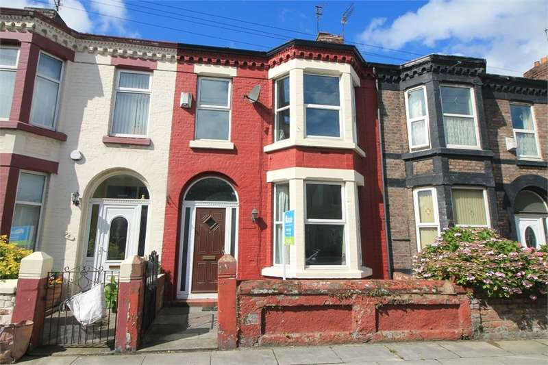 3 Bedrooms Terraced House for sale in Beech Grove, Seaforth, LIVERPOOL, Merseyside