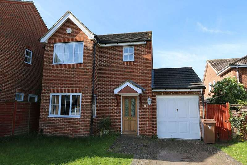 3 Bedrooms Detached House for sale in Arne Close, Reading Road, Winnersh, Wokingham, Berkshire, RG41 5GN