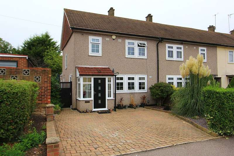 3 Bedrooms Semi Detached House for sale in Cleland Path, Loughton, Essex, IG10 2JZ