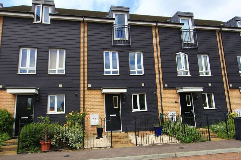 3 Bedrooms Town House for sale in The Rookery, Grays, Essex, RM20 3HB