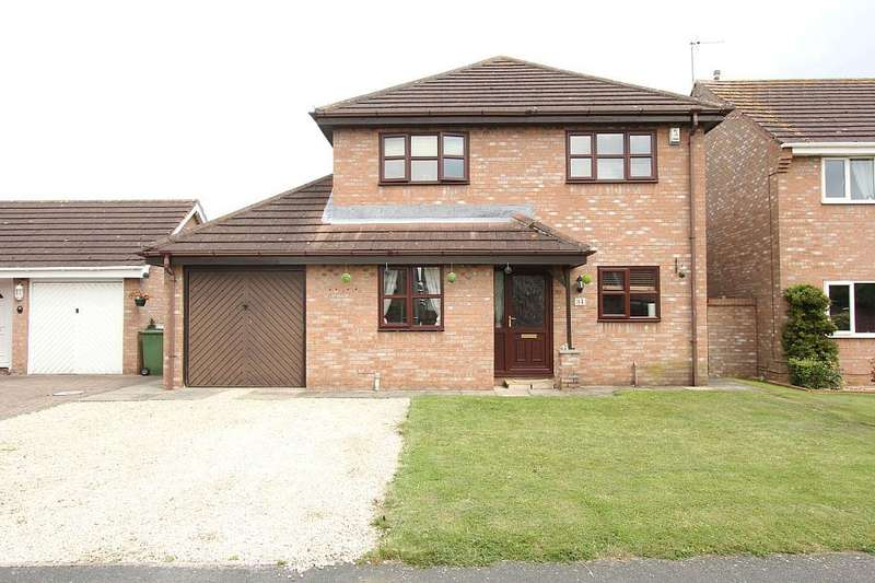 4 Bedrooms Detached House for sale in Churchfields, Tickton, Beverley, East Yorkshire, HU17 9SX