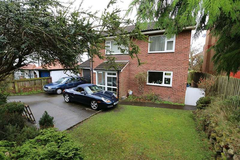4 Bedrooms Detached House for sale in Village Road, West Kirby, Wirral, Merseyside, CH48 7EL