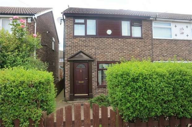 3 Bedrooms End Of Terrace House for sale in Harrogate Avenue, Bradford, West Yorkshire