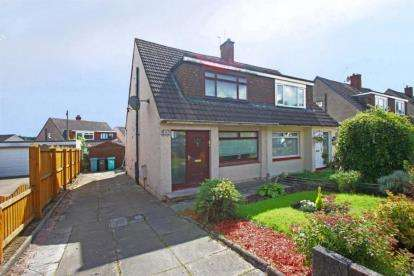 3 Bedrooms Semi Detached House for sale in Lochearn Crescent, Airdrie, North Lanarkshire