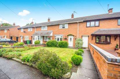 2 Bedrooms Terraced House for sale in Drancy Avenue, Short Heath, Willenhall, West Midlands