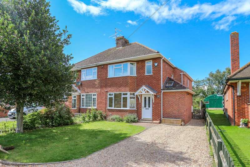 3 Bedrooms Semi Detached House for sale in Brook Street, Benson