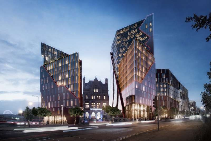 Property for sale in Great George Street, Liverpool, L1