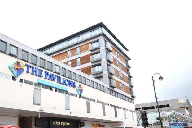 1 Bedroom Apartment Flat for sale in The Gouldings, Pantile Walk, Uxbridge