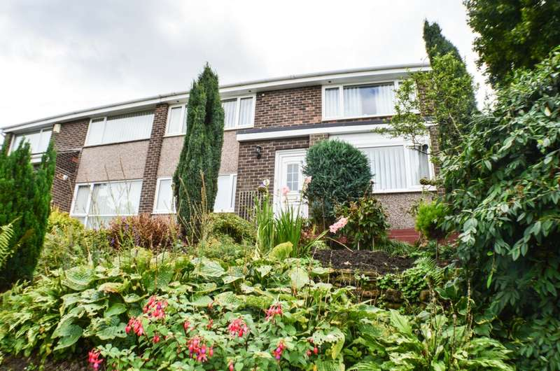 3 Bedrooms House for sale in Kepwell Road, Prudhoe, NE42