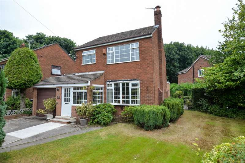 3 Bedrooms Detached House for sale in Mayhill Drive, Worsley, Manchester, M28 2JF