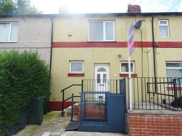 2 Bedrooms Terraced House for sale in Calver Grove, Keighley, West Yorkshire