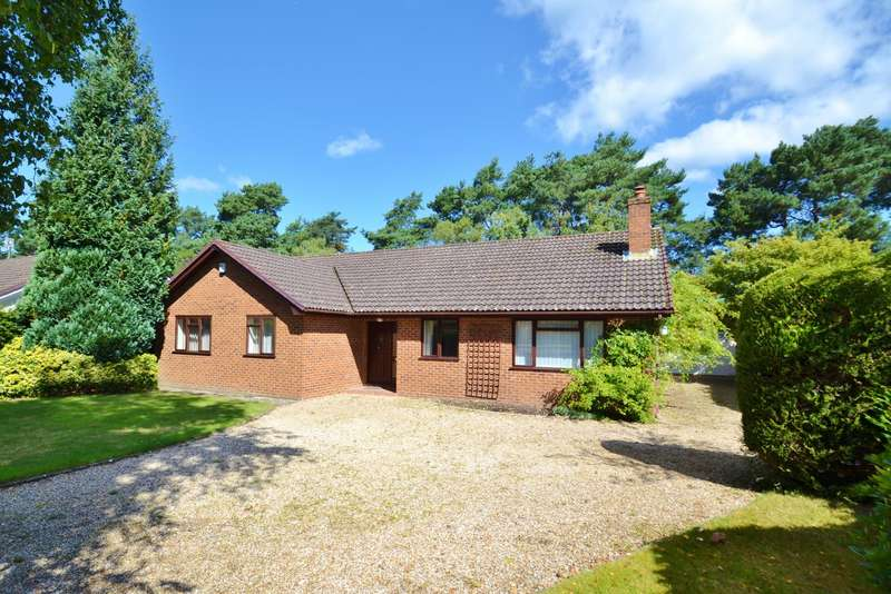 4 Bedrooms Detached Bungalow for sale in Ringwood