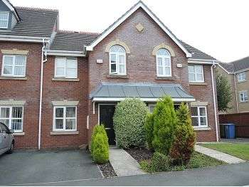 3 Bedrooms Town House for sale in Brigadier Drive, West Derby, Liverpool