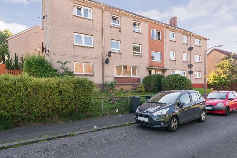 2 Bedrooms Ground Flat for sale in Burnhead Grove, Liberton, Edinburgh, EH16 6ER