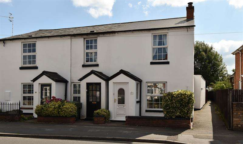 2 Bedrooms Cottage House for sale in Broad Street, Bromsgrove
