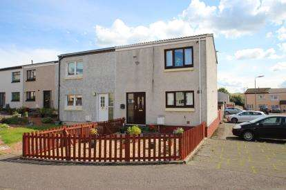 2 Bedrooms Semi Detached House for sale in Inchkeith Place, Falkirk