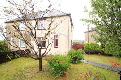 3 Bedrooms Semi Detached House for sale in Mains Avenue, Beith