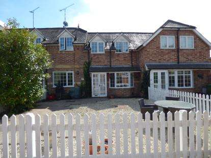 2 Bedrooms Terraced House for sale in Belmont Mews, Park Road, Leamington Spa