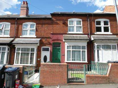 4 Bedrooms House for sale in Esme Road, Sparkhill, Birmingham, West Midlands