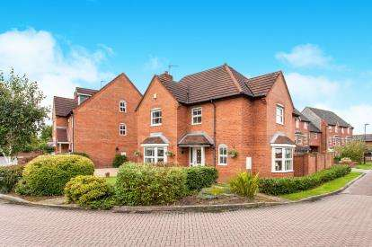4 Bedrooms Detached House for sale in Lady Acre Close, Lymm, Cheshire