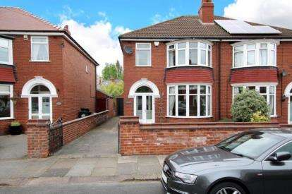 3 Bedrooms Semi Detached House for sale in Welbeck Road, Doncaster