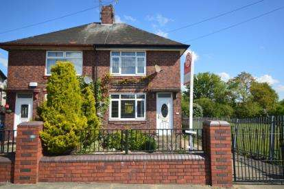 2 Bedrooms Semi Detached House for sale in Deerlands Avenue, Sheffield, South Yorkshire