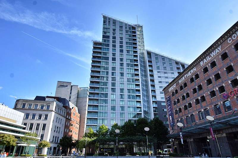2 Bedrooms Apartment Flat for sale in Great Northern Tower, Manchester