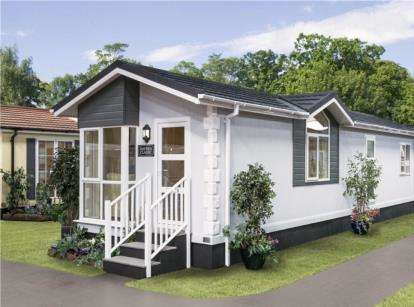 2 Bedrooms Mobile Home for sale in Limit Home Park, Northchurch, Berkhamsted