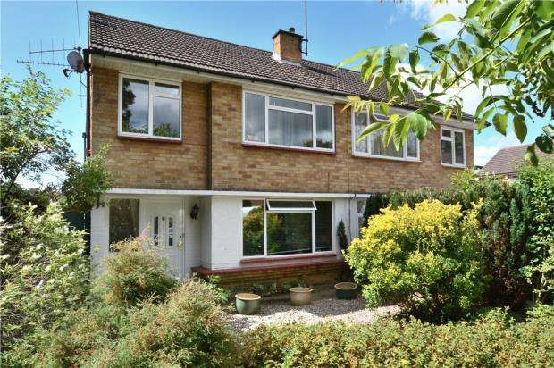 3 Bedrooms Semi Detached House for sale in Sheepcote Gardens, Denham Green